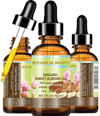 100 pure sweet almond oil